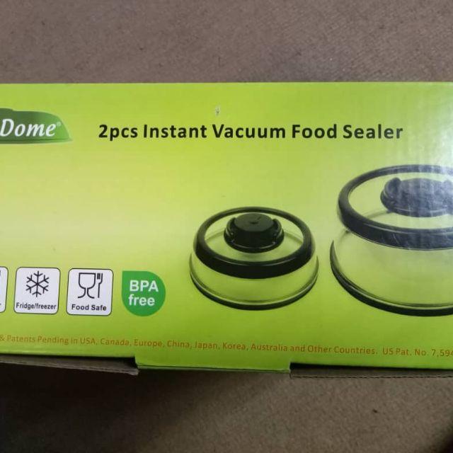 2 piece instant vacuum Food Sealer