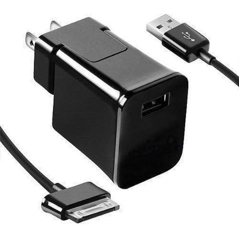 EU Plug Cable Wall Charger For Samsung Galaxy Tab P1000 P6800 N8000 P5100 N8010