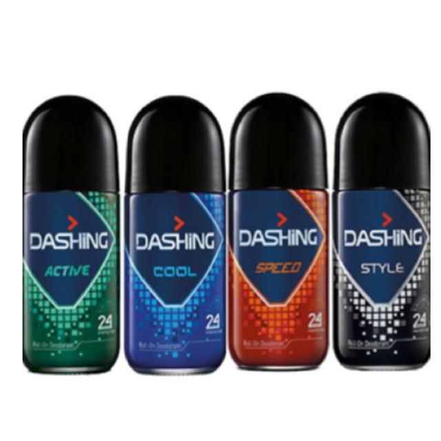 Dashing Deodorant Roll On 50ml