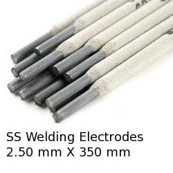 XEROD Stainless Steel SS316L Welding Electrode (2.6mm) 10PCS