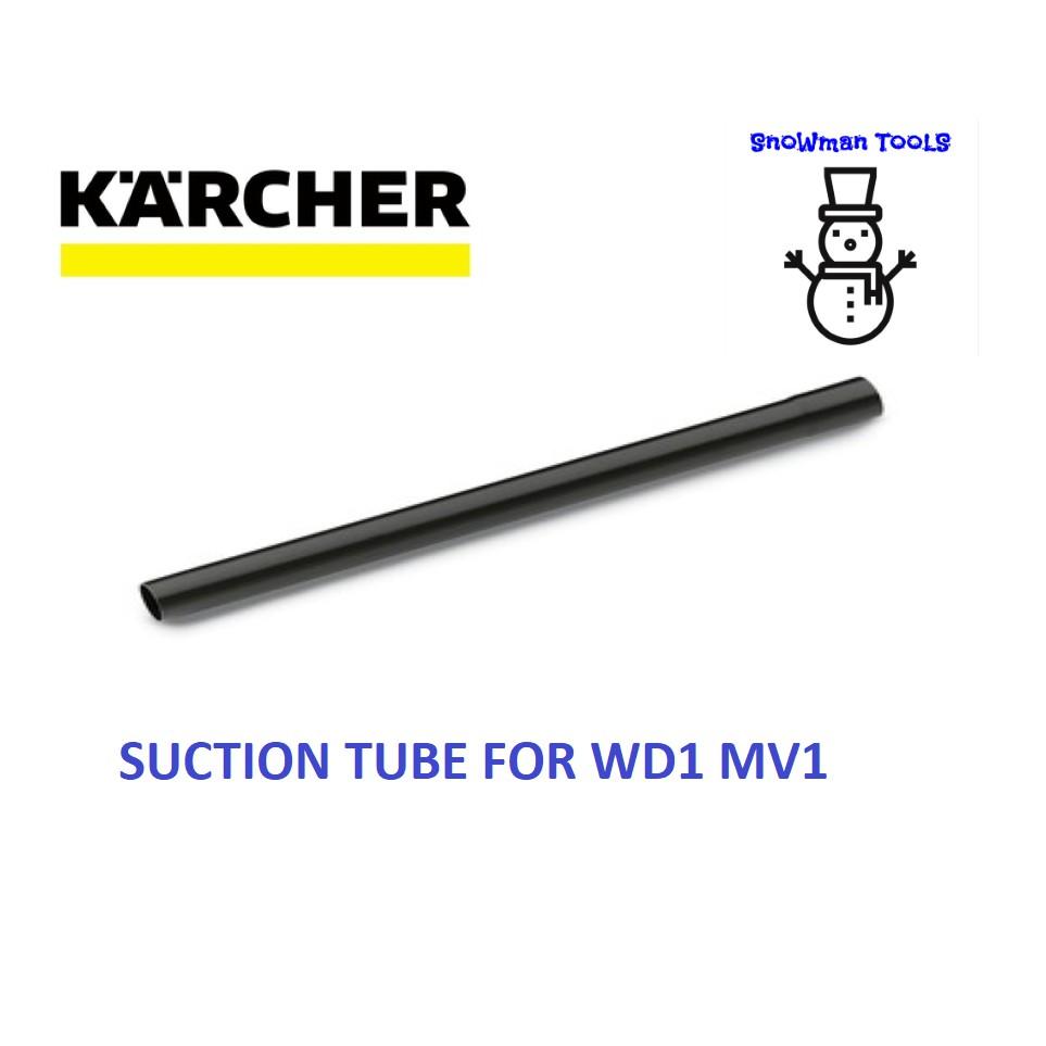 KARCHER WD1 MV1 VACUUM CLEARER SUCTION TUBE 69590820