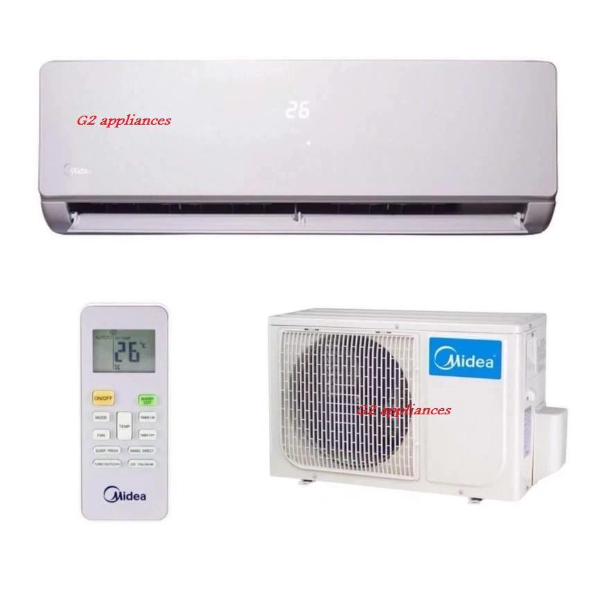 MIDEA inverter AIR COND 1.0 HP MSMB-09CRDN