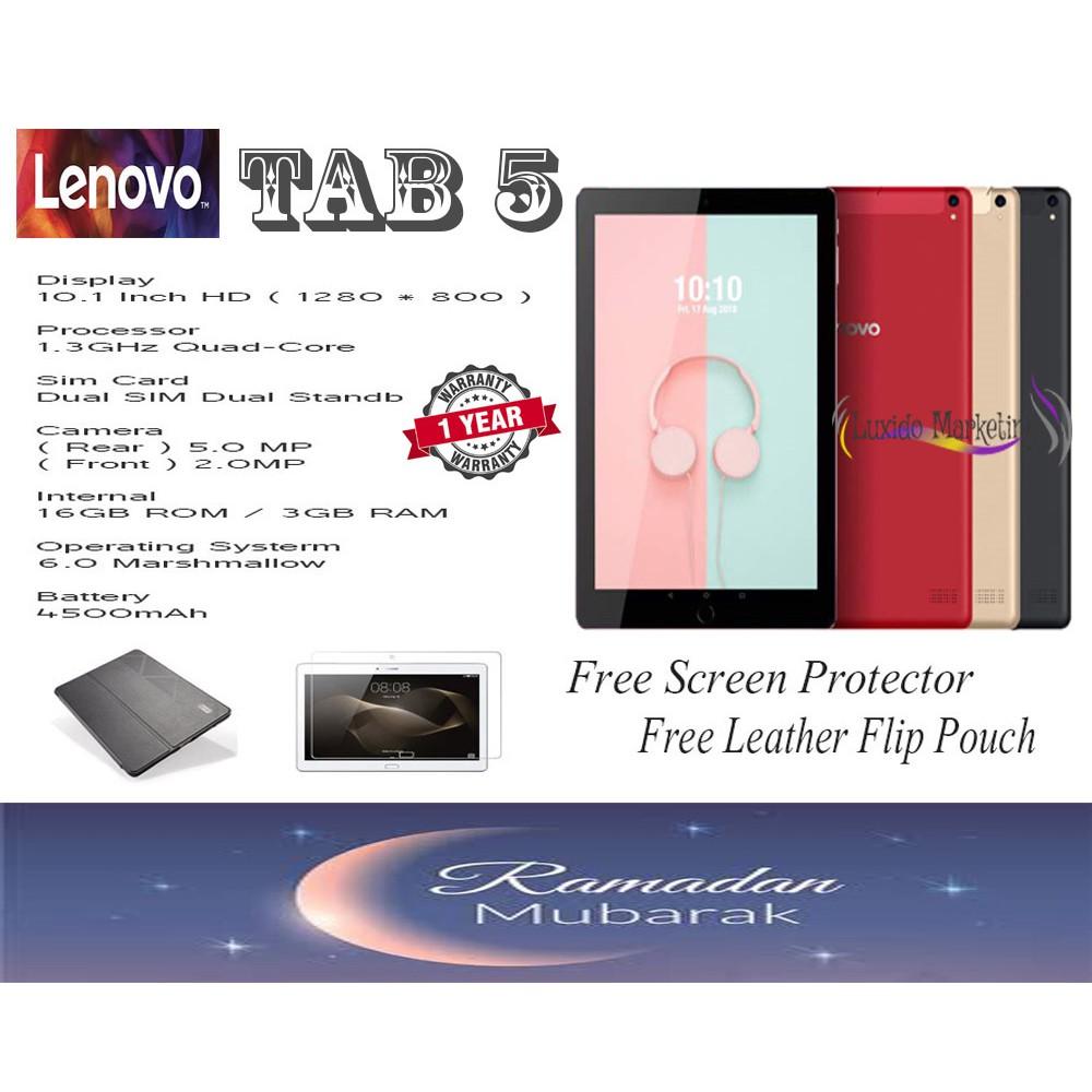 NEW Promotion !!! Lenovo Tab 5 10 1