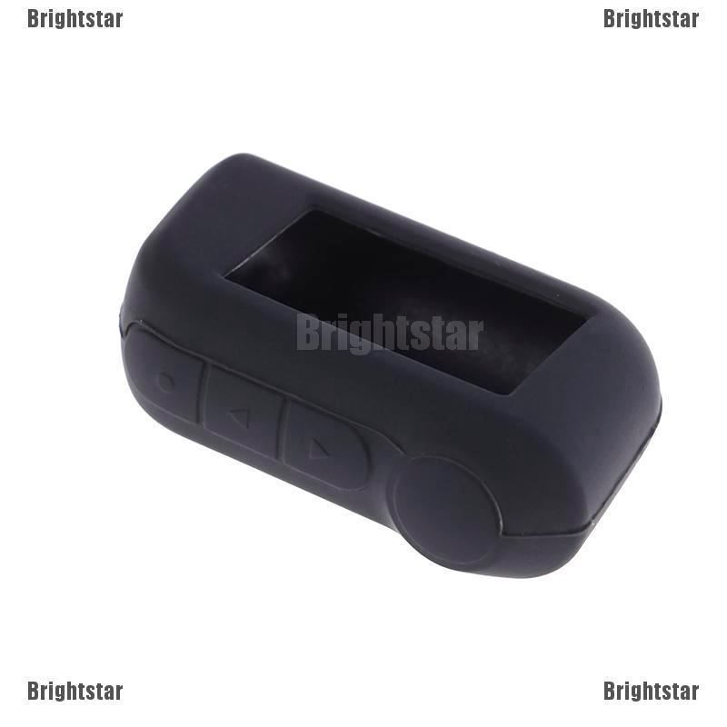 Silicone Vehicle Car Key Remote Cover Case Shell For Starline A93 A63