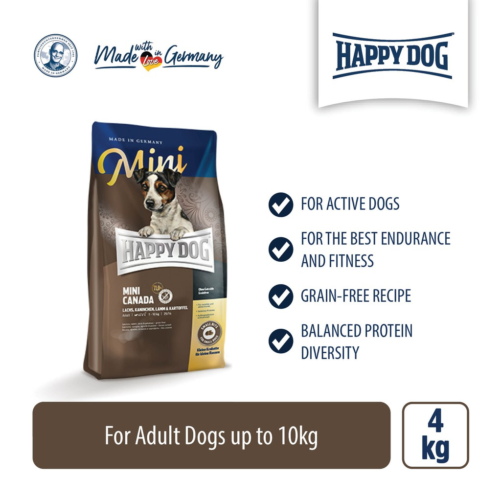 Happy Dog Supreme Mini Canada (4kg)
