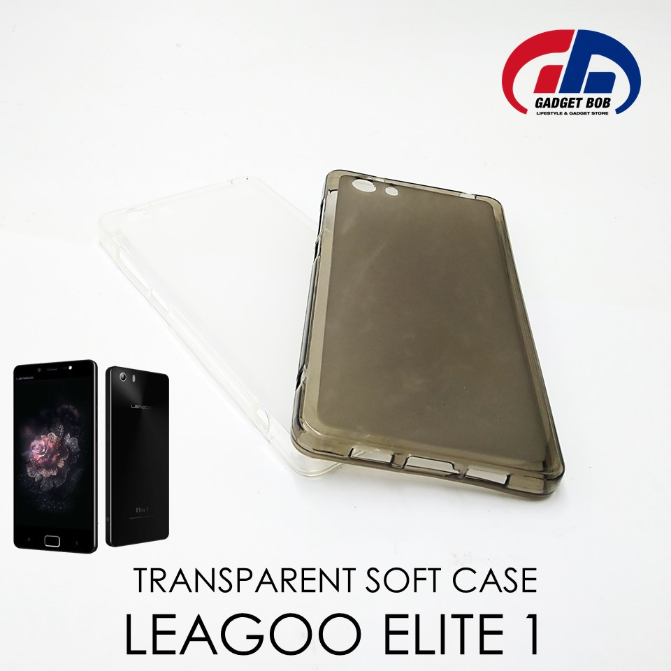 separation shoes 925a1 e118a READY STOCK] Transparent Soft Case for Leagoo Elite 1 | Shopee Malaysia