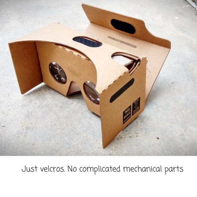Google Cardboard 2 0 (Original spec)