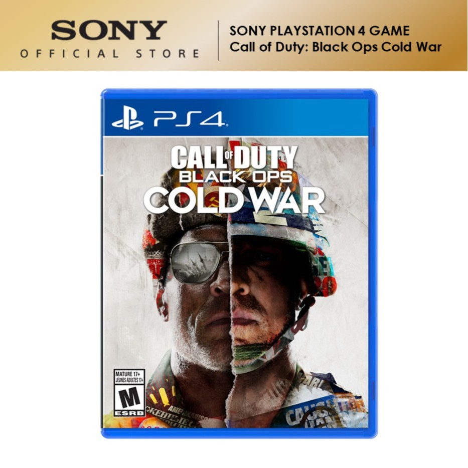 Sony PS4 PlayStation 4 Game Call of Duty®: Black Ops Cold War