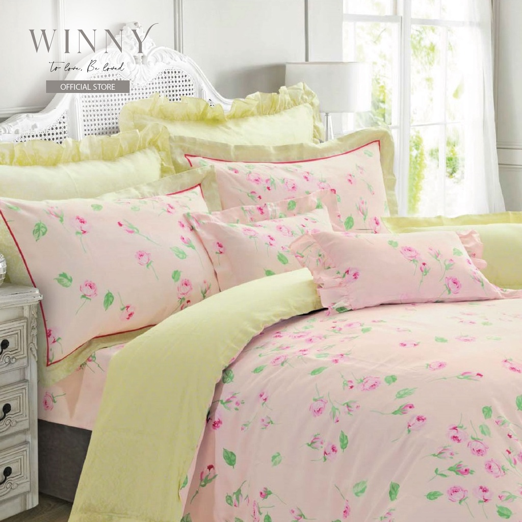 Winny Poise Prairies Day Fitted Sheet
