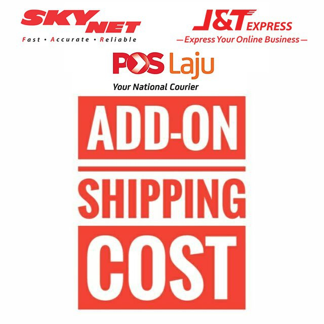 SHIPPING ADD ON COURIER SERVICE