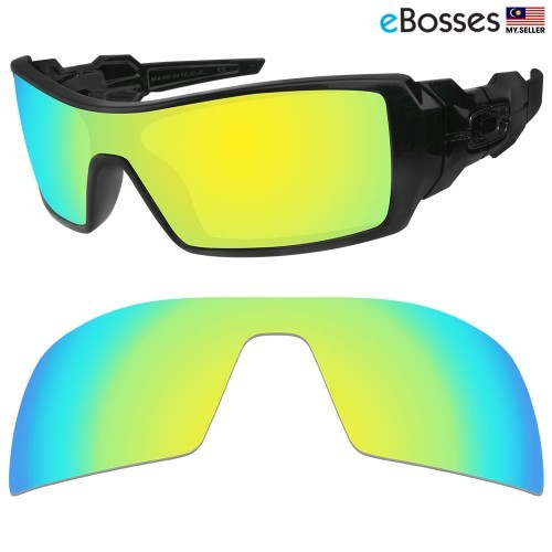 3d7f3cb2ac3 eBosses Polarized Replacement Lenses for Oakley Gascan - Earth Brown ...