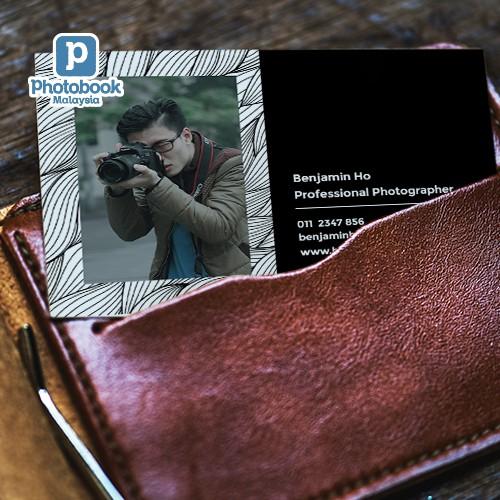 Business Card (100s) [e-Voucher] Photobook