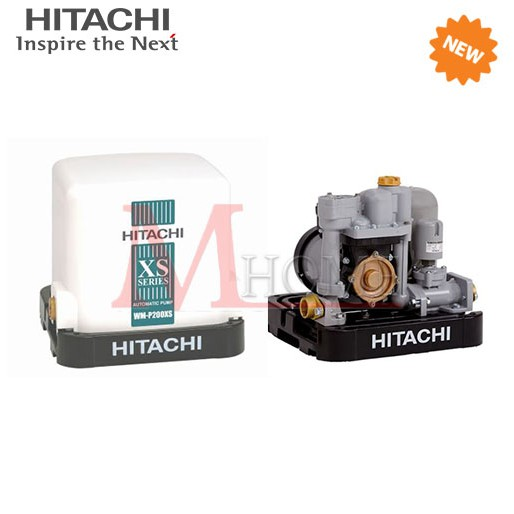 HITACHI AUTOMATIC HOUSE WATER PUMP WM-P200XS 200W