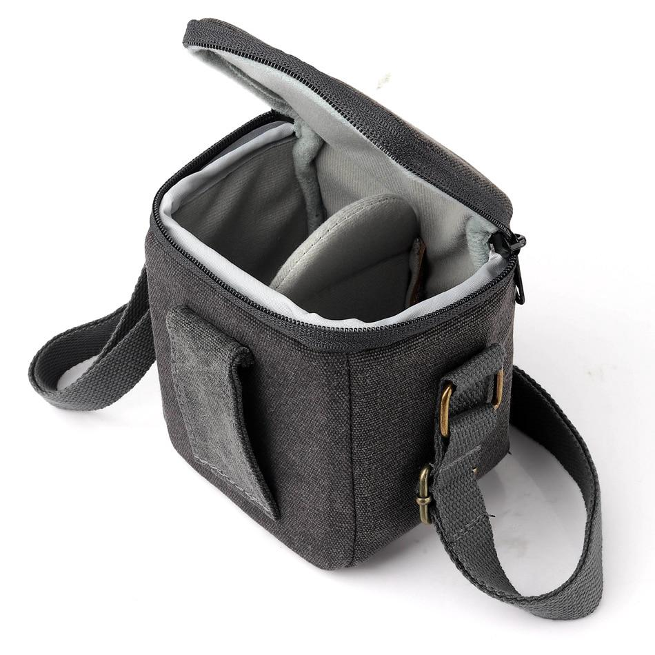 Camera Bag Photo Shoulder Case For Sony A6300 A5100 A6000 A5000 NEX-7 RX100 II III IV V NEX-5T/5R/5C NEX3 Sony Rx100 | Shopee Malaysia