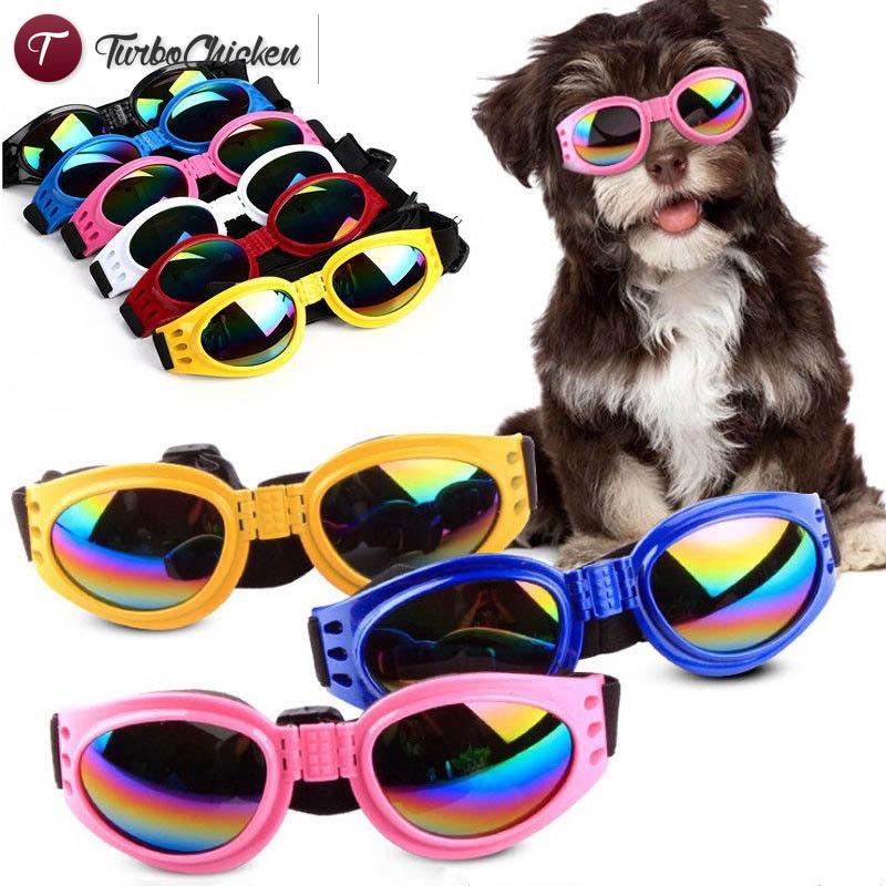 003fffb999e8 Fashion Small Pet Dog Goggles Uv Sunglasses Sun Glasses Glasses Eyes Eye  Wear