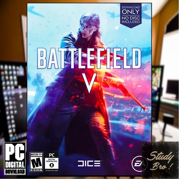 Battlefield V - PC OFFLINE Game [Digital Download] | PC GAME Battlefield 5