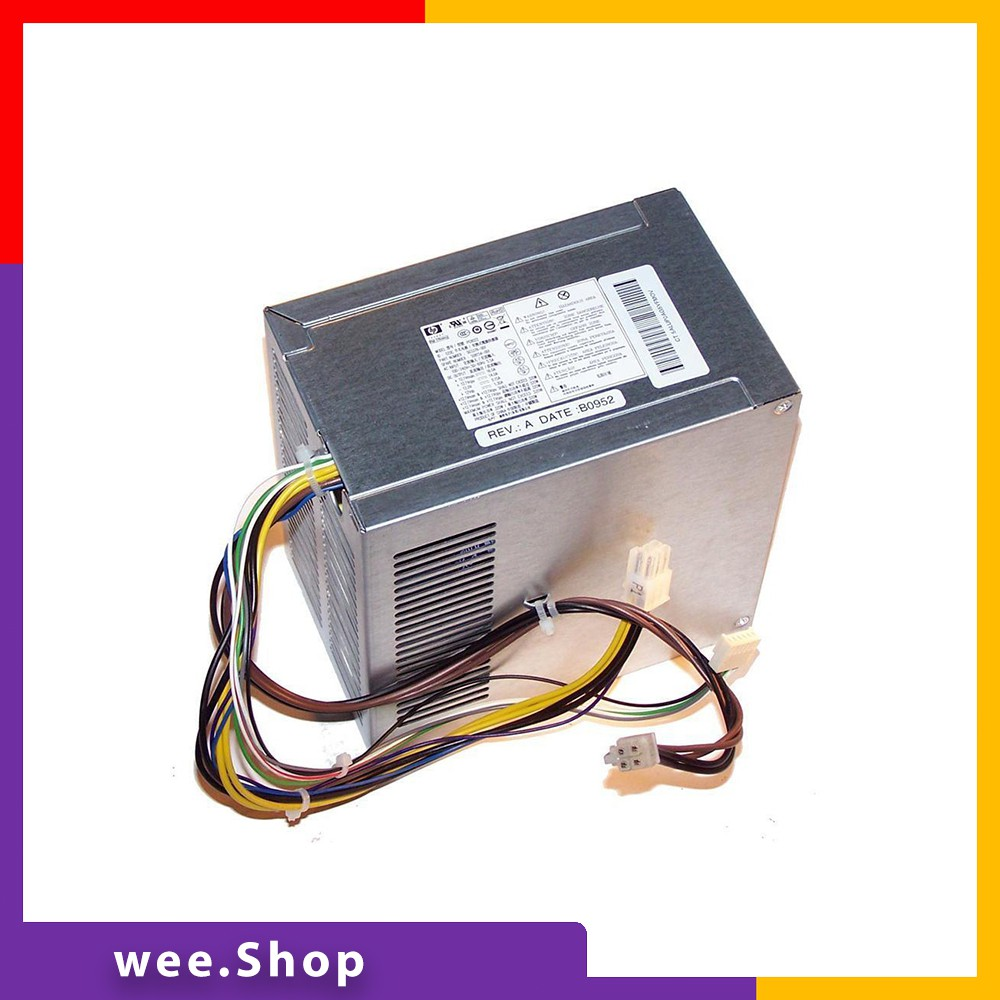 LOT OF 5 HP Elite 8000 8100 8200 8300 SFF PC 240W Power Supply 611481-001 PSU