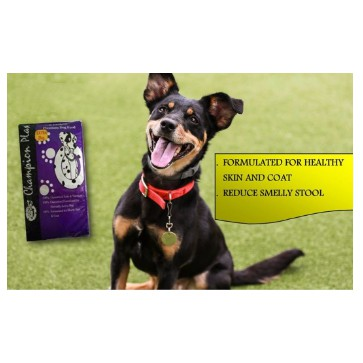 CHAMPION PREMIUM DOG FOOD SELF-PACKING 1KG
