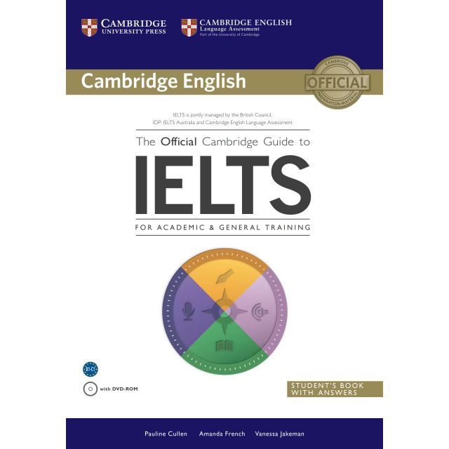 IELTS CAMBRIDGE GUIDE