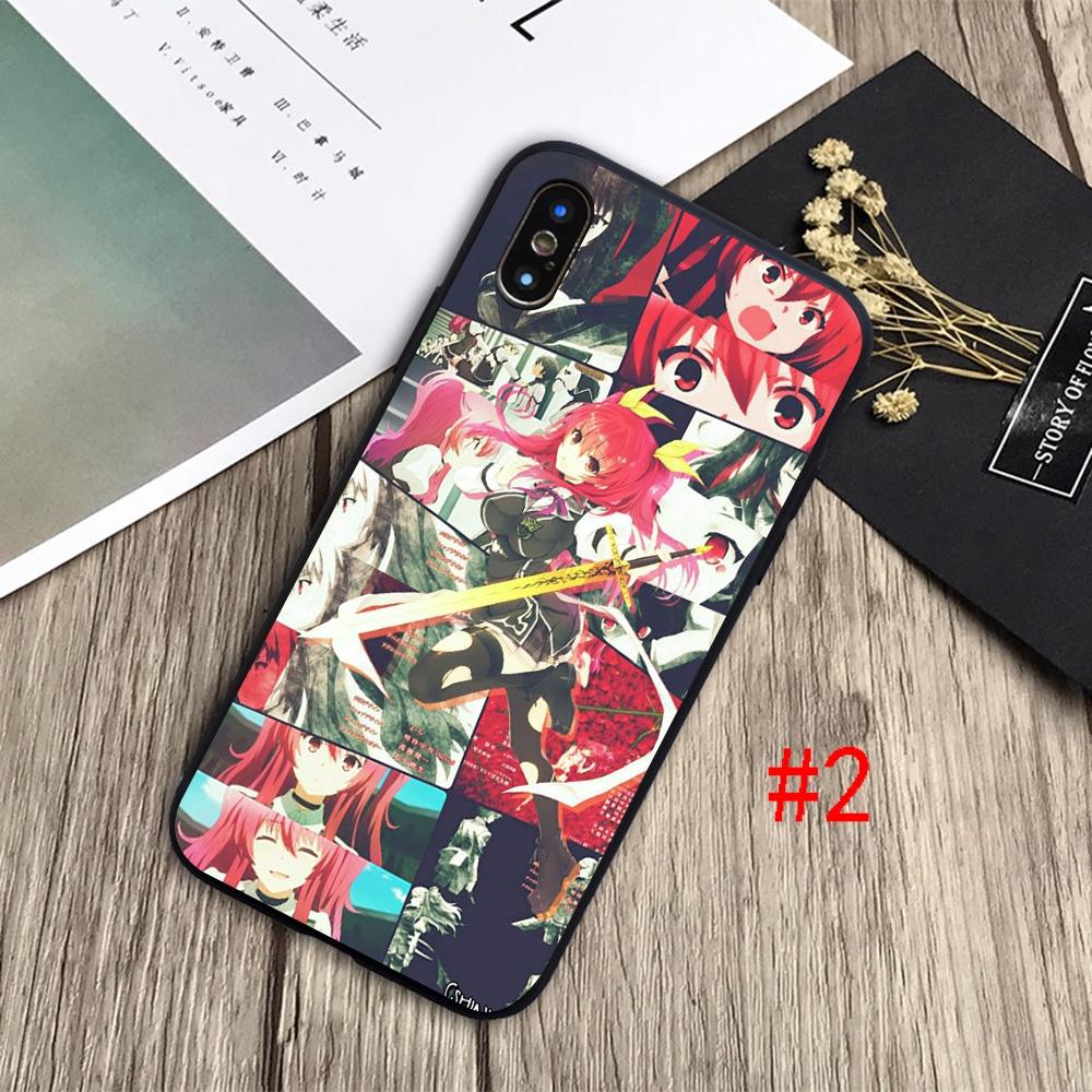coque iphone 8 rakudai no cavalry