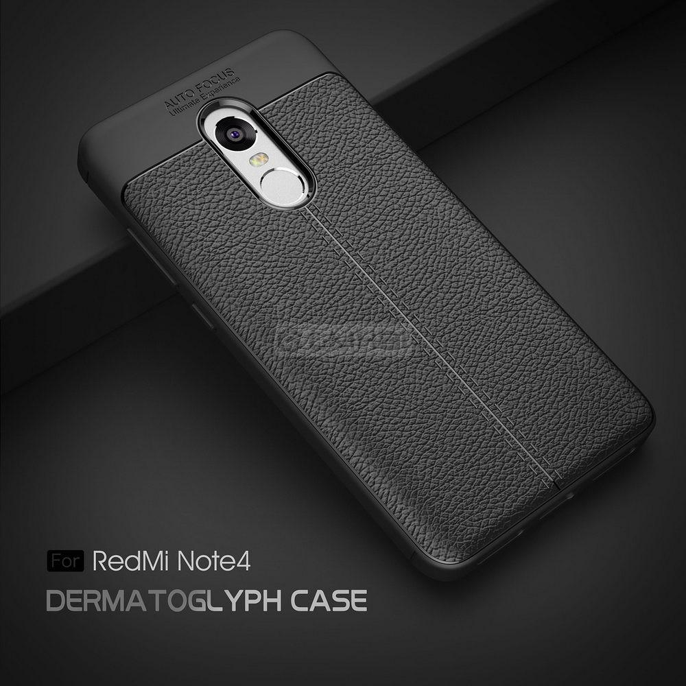 Xiaomi Redmi 4X Note 4 Mi 6 Max 2 Lychee Tough Armor TPU Bumper Soft Cover Case | Shopee Malaysia