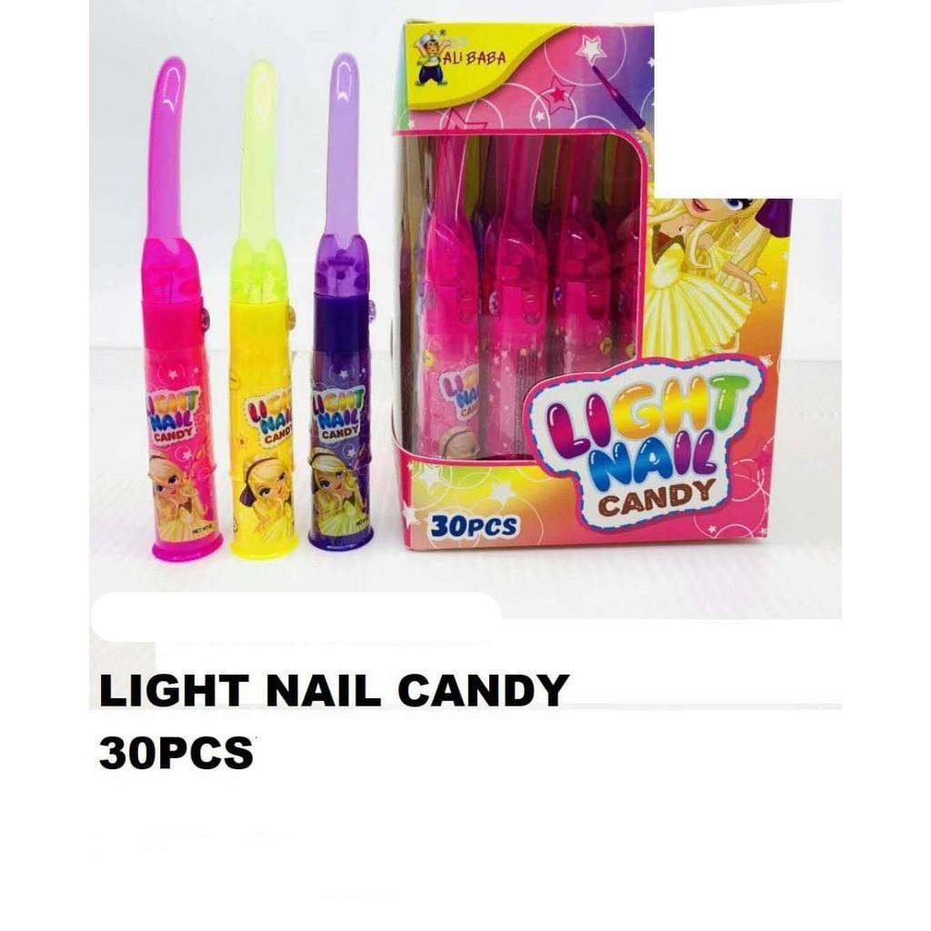 LIGHT NAIL CANDY 30PCS