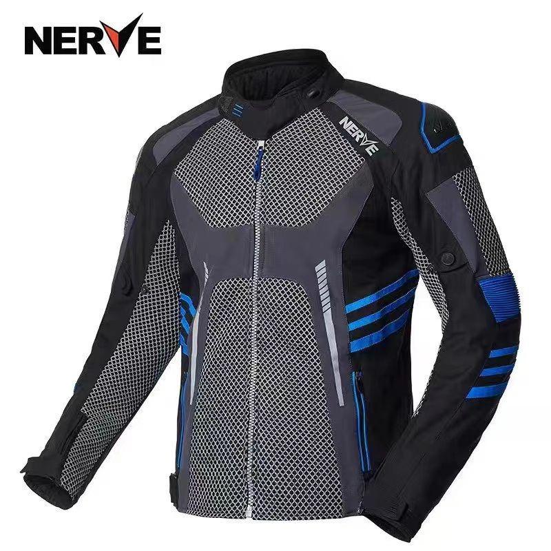 Original High Quality Nerve Mesh Jacket