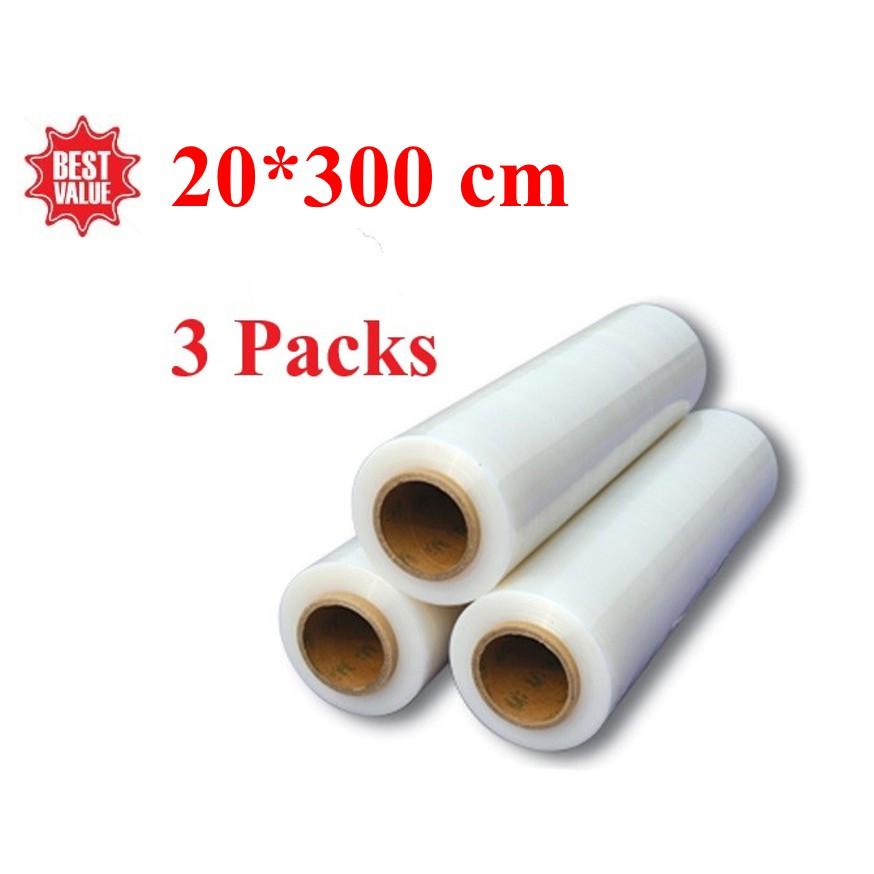 vacuum rolls 20*300cm ถุงซีลสูญญากาศ ลายนูน ขนาด 20*