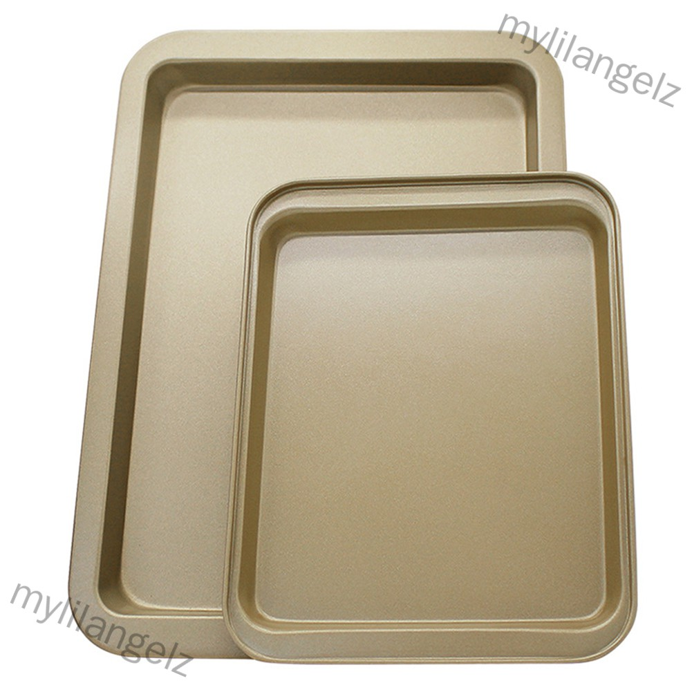 Mylilangelz Non-stick Baking Tray Cake Mold for Nougat Pizza Kitchen Supplies Baking Tool