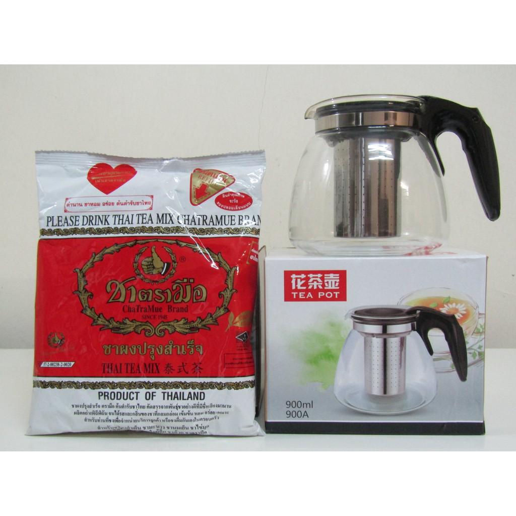 【12.12 Big Promotion】Halal Cha Tra Mue Brand Thai Milk Green Tea Red Tea Latte H | Shopee Malaysia