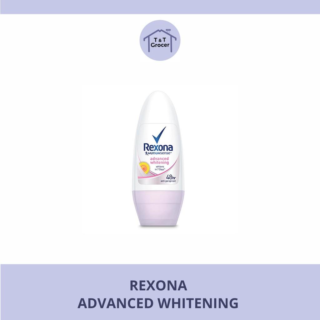 Rexona 50ml (Advanced Whitening/ Xtra Cool/ Sport Defense/ Adventure/ Passion/ Cotton Dry)