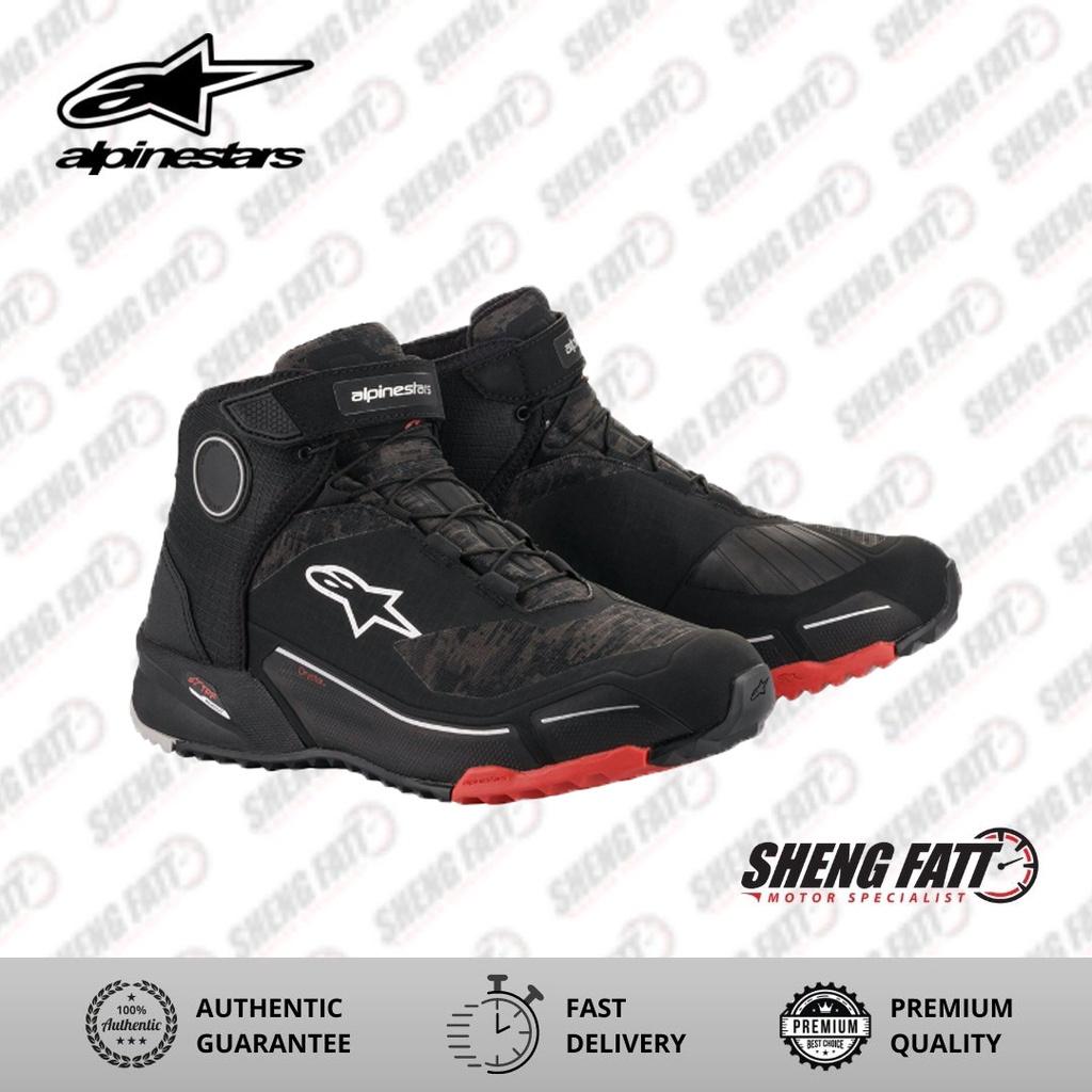 Alpinestars CR-X Drystar Fashion Riding Shoes