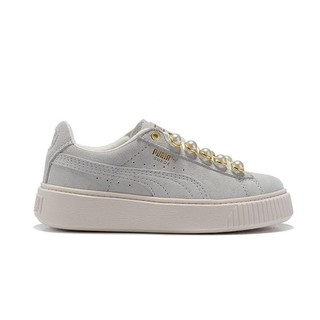 pretty nice 43fef 52f7b junjin111 PUMA X RIHANNA SUEDE CREEPER casual couple shoes35.5-39 2 Fashion
