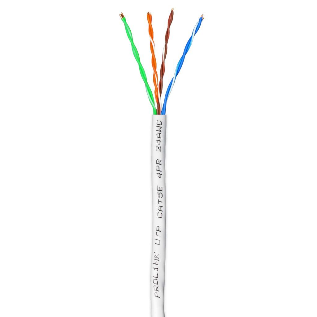 Prolink Network Cable Fluke Tested (3/5m) CAT5E / CAT5-E