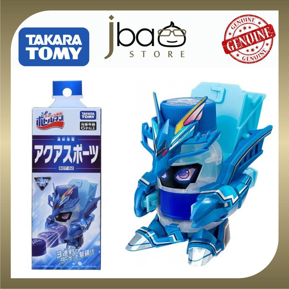 Takara Tomy BOT-02 Aqua Sports Bottle Man Bottleman AquaSports