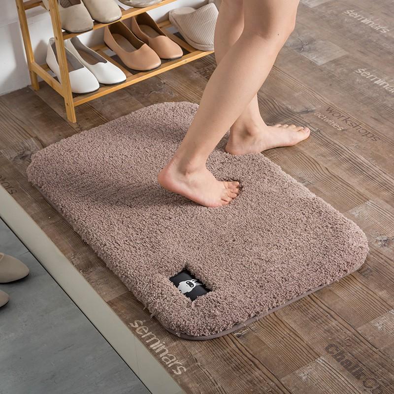 Non Slip Bath Mat Rug Water Absorbent