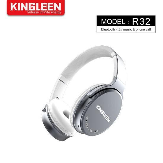 R32 KINGLEEN STEREO HEADSET BLUETOOTH 4.2V