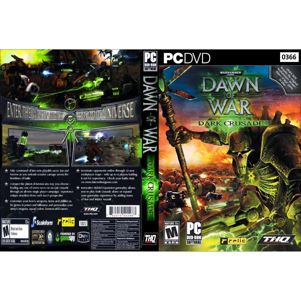(PC) Warhammer 40K Dawn Of War Dark Crusade