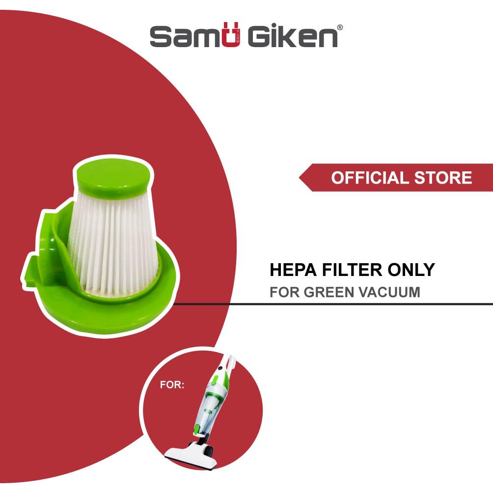 Samu Giken Hepa Filter Only for Vacuum Cleaner , Model: VC160GR
