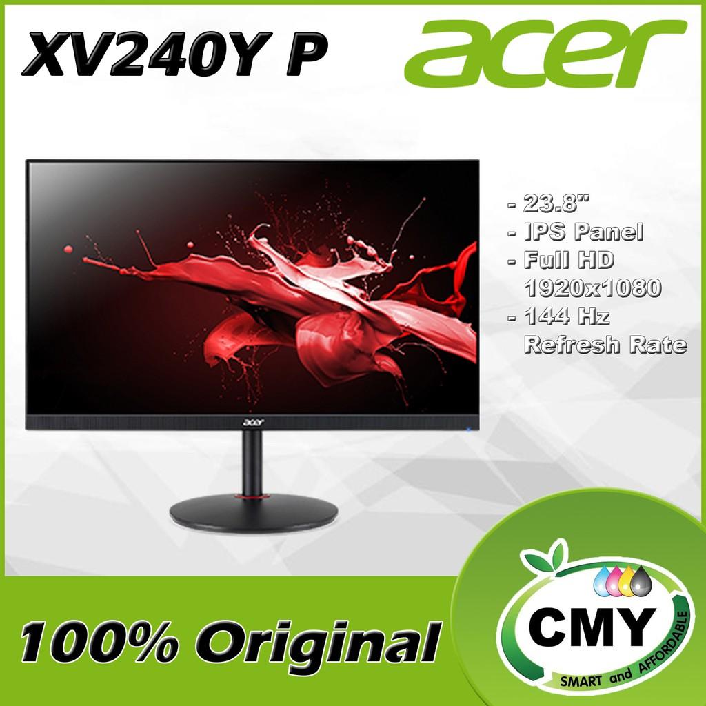 Acer Nitro XV0 Series Acer Nitro XV240YP XV240Y P 24 FHD 1920 x 1080 144Hz Gaming Monitor FreeSync UM.QX0EE.P01