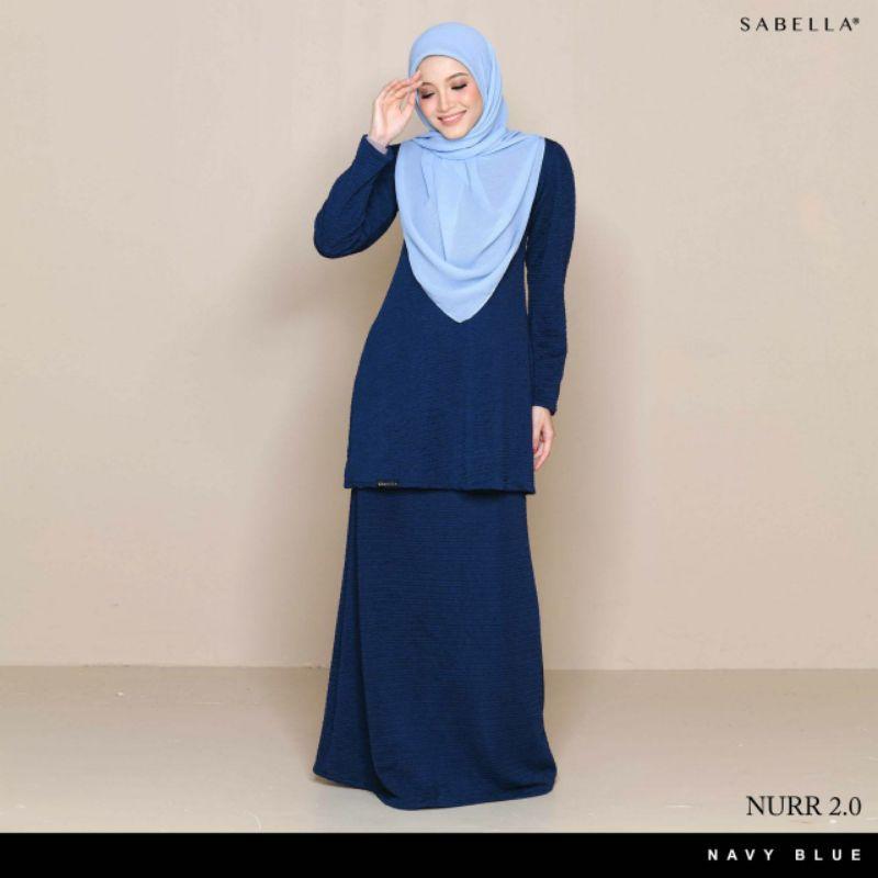 Sabella NURR Kurung Exclusive (Ready Stock)