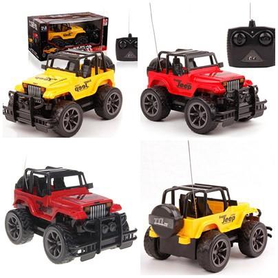 Kids Sports Boy Toys Quality Remote Control Jeep Car Baby