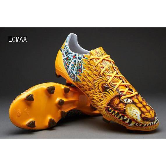 Zapatos Adidas F50 adizero botas de fútbol zapatos de fútbol TRX FG Yamamoto65