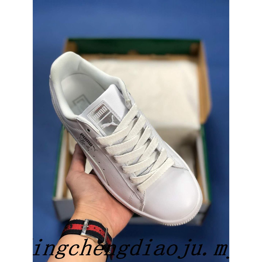 beau look taille 40 chaussures puma clyde core l foil puma