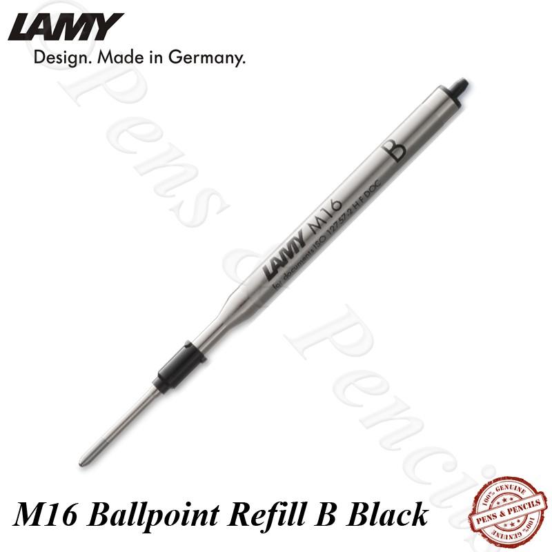 NEW M16 Black Fine LAMY GIANT Ballpoint Ink Refill Safari Vista Al-Star 2000