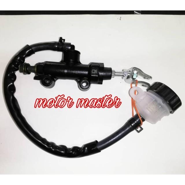 Master Pump (Rear) GT128