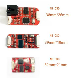 👍WOW👍 FPV N1/N2/N3 Mini OSD for DJI Flight Controller Phantom on