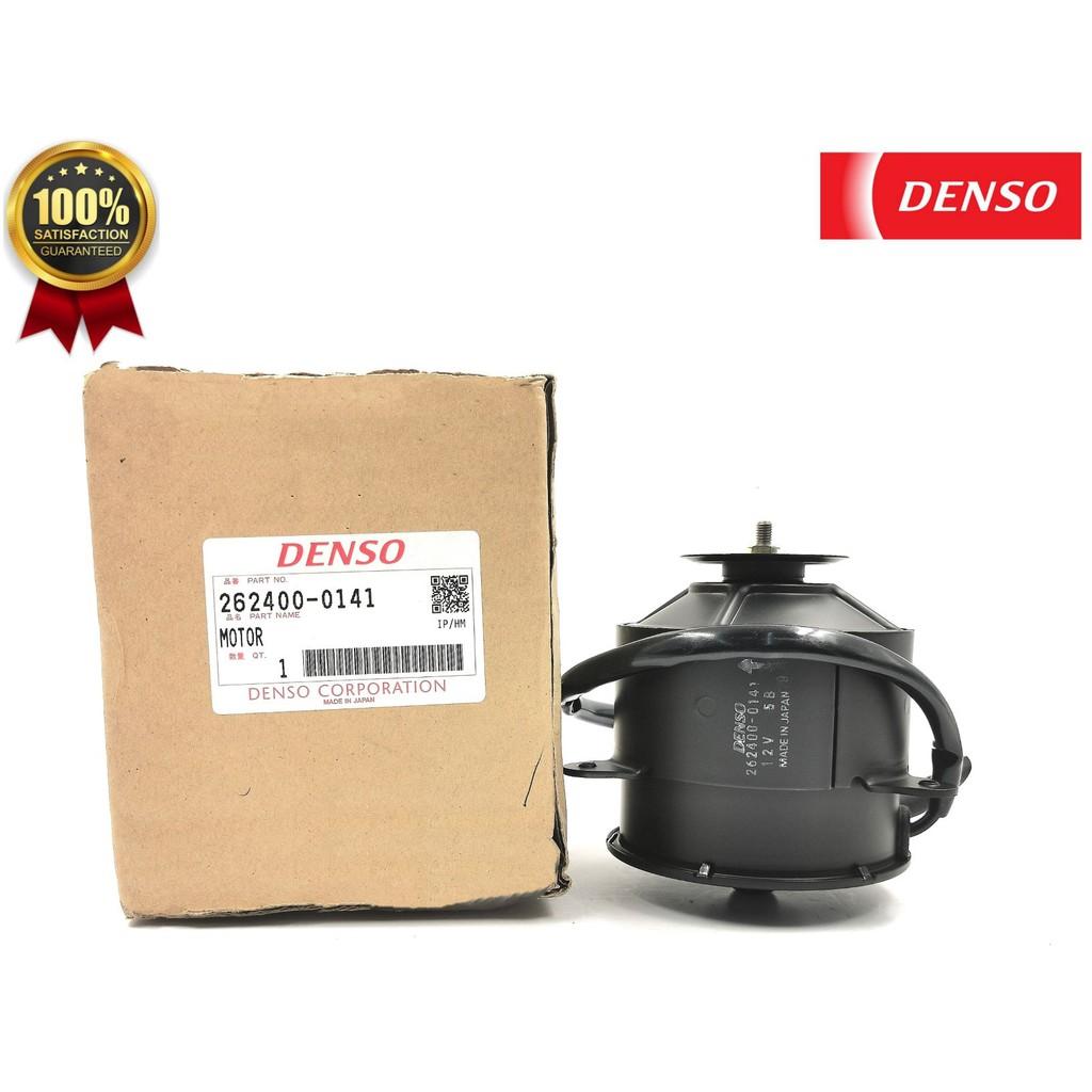MORDNDPPERV60140 - PROTON PERDANA V6 DENSO RADIATOR MOTOR ( ORG ) 262400-01403D