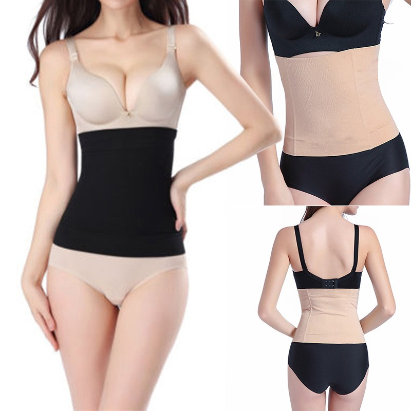 Seamless Waist Slimming Cincher Tummy Tuck Belt