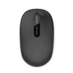 Microsoft Wireless Mobile Mouse 1850 (Black/Blue/purple)